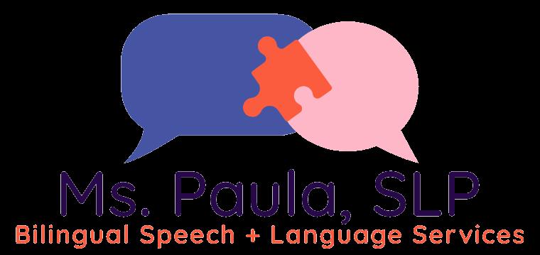 Speech Therapy | Bilingual Speech Therapist