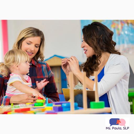 Speech therapy for Kids | Ms Paula SLP
